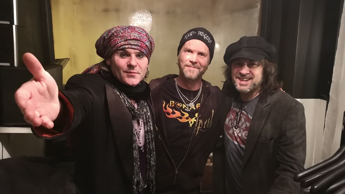 A Peps Interview with Guy from The Quireboys