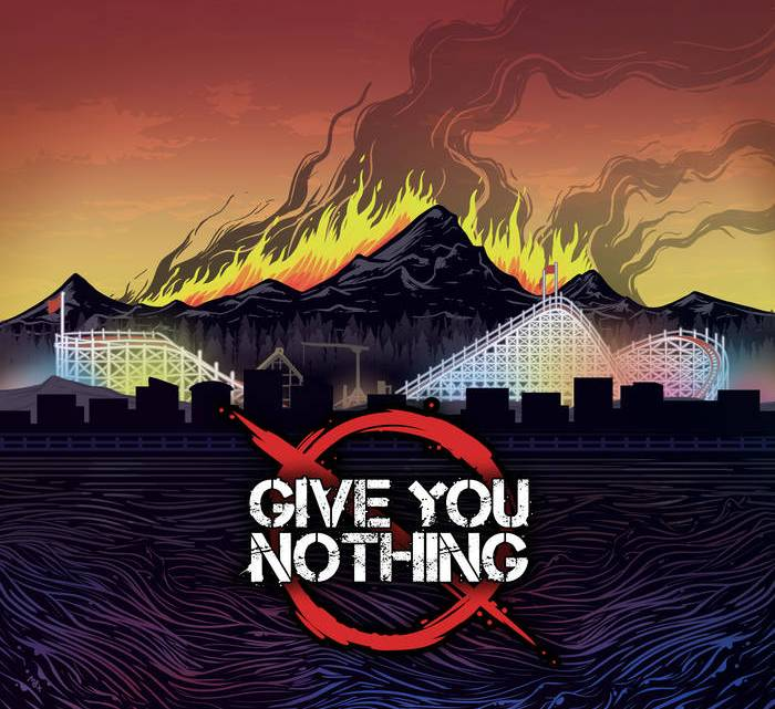 Crannk Reviews Give You Nothing – self titled album