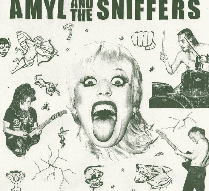 Crannk Reviews Amyl and the Sniffers – self titled album