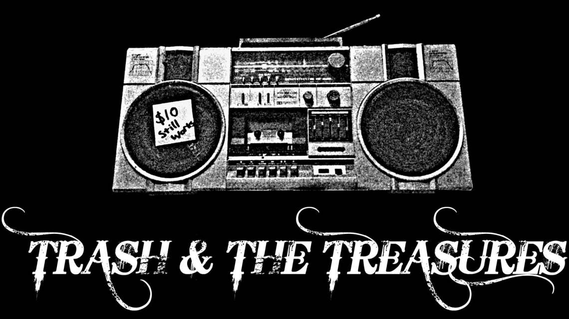 Crannk Reviews Trash & The Treasures – Reduced To Clear EP