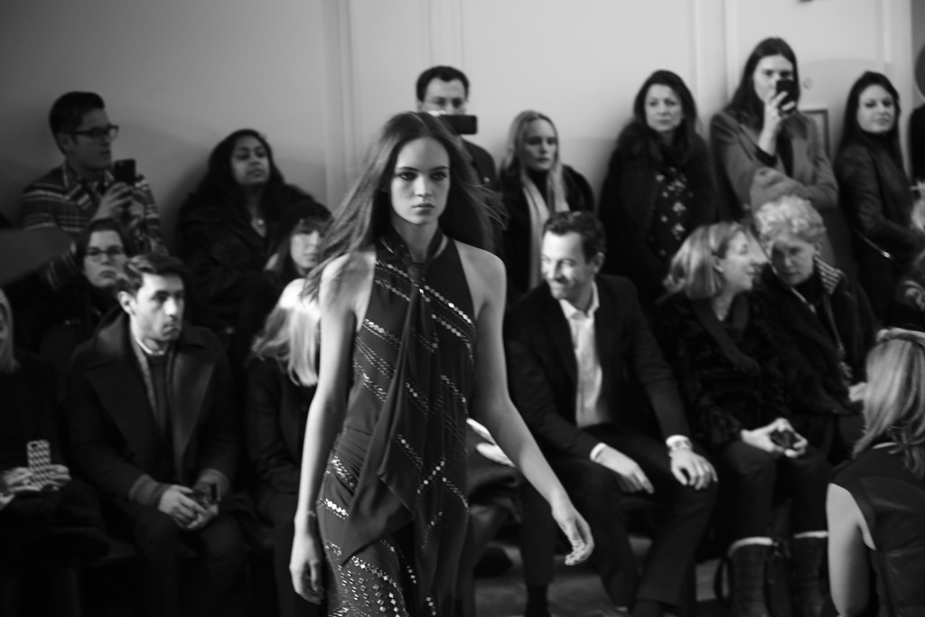 TORY BURCH FALL WINTER 2015 NEW YORK FASHION WEEK CRASH MAGAZINE PARIS BACKSTAGE TYLER NEVITT