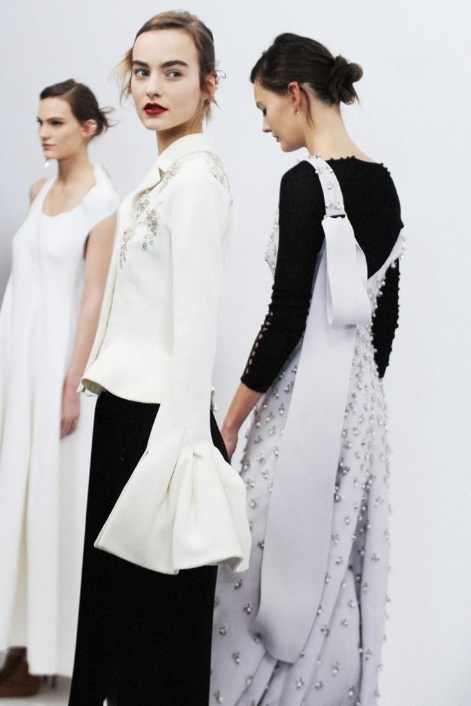 Christian Dior Haute Couture SS16 by Elise Toïdé Crash Magazine
