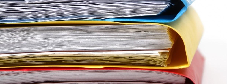 formele crash documenten