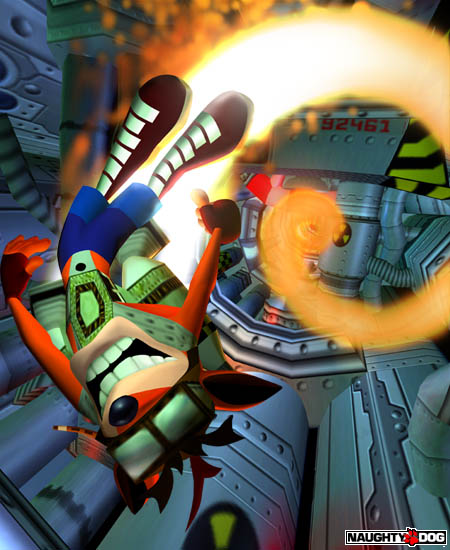 Crash Bandicoot 2 Cortex Strikes Back Promotional Renders Crash Mania