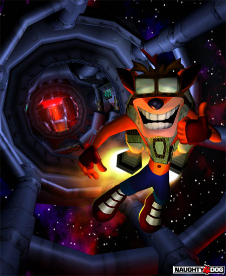 Crash Bandicoot 2 Cortex Strikes Back Promotional