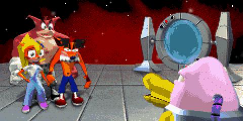 Crash Bandicoot 2 N Tranced Story Crash Mania
