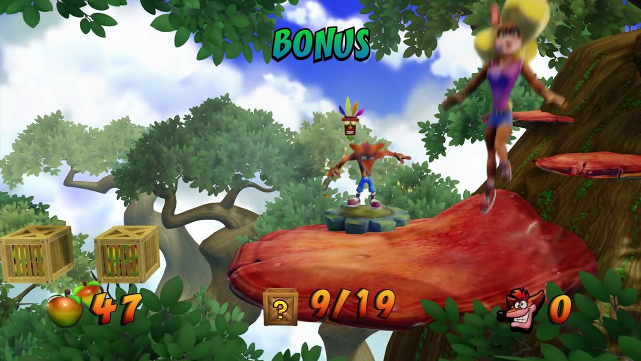 Crash Bandicoot N Sane Trilogy General Findings Crash