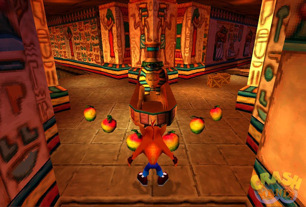 Crash Bandicoot WARPED Screenshots Crash Mania