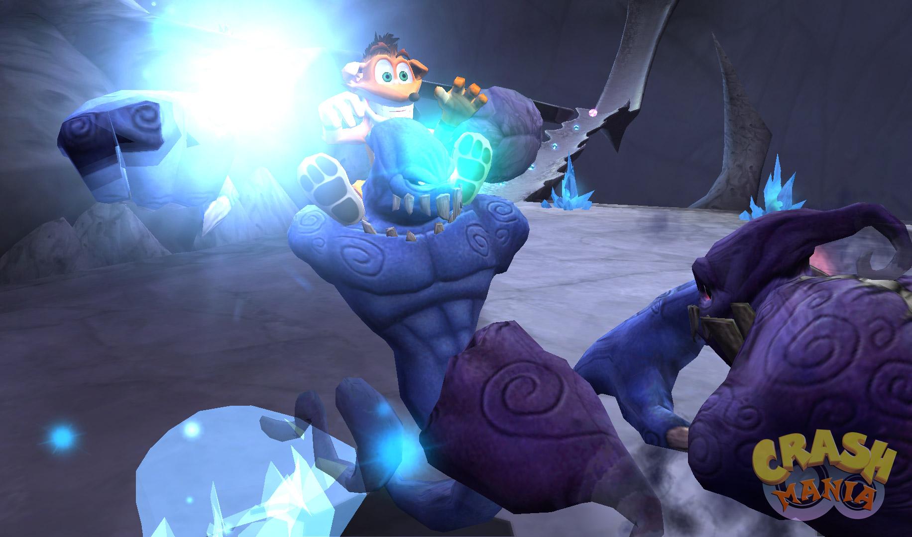 Bandicoot Coco Crash Evil