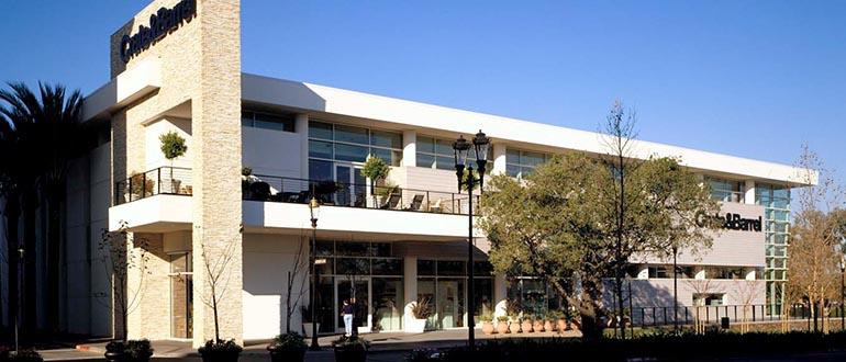 Furniture Store San Jose CA Santana Row Crate And Barrel