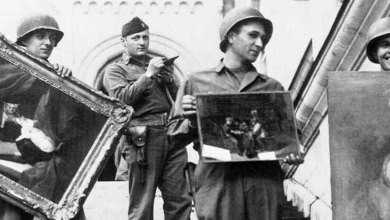 How the Monuments Men Discovered & Returned The World's Treasures