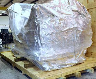 vapor barrier packaging