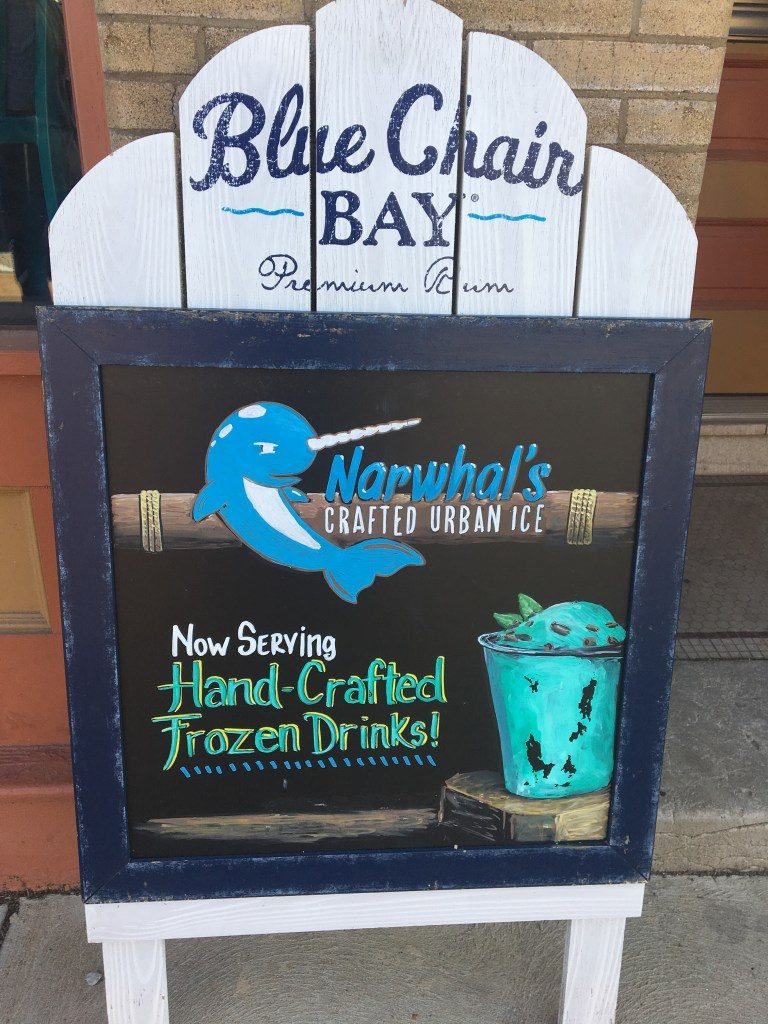 Narwhal's Crafted Urban Ice
