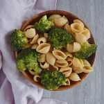 Banza and Broccoli Ten Minute Meal