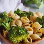 Banza and Broccoli Ten Minute Meal (Dairy and Gluten Free!)