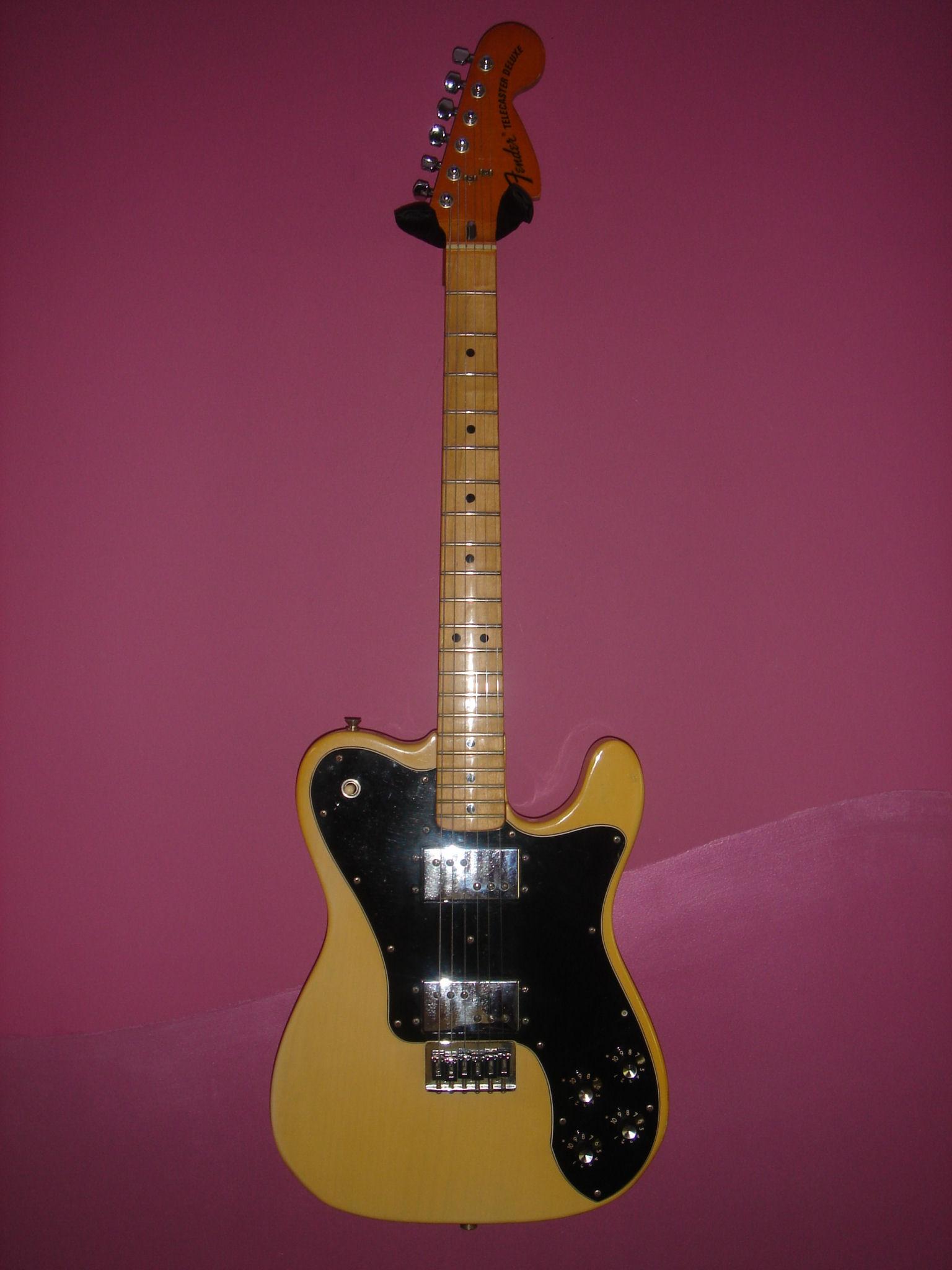 1973 Fender Telecaster Deluxe