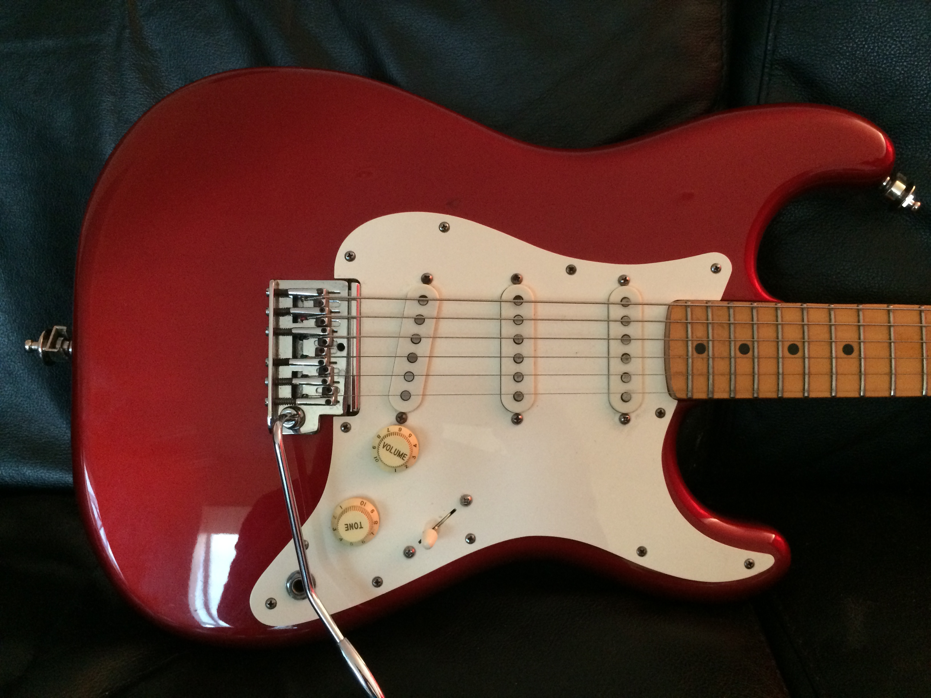 1983 Fender Stratocaster Dan Smith