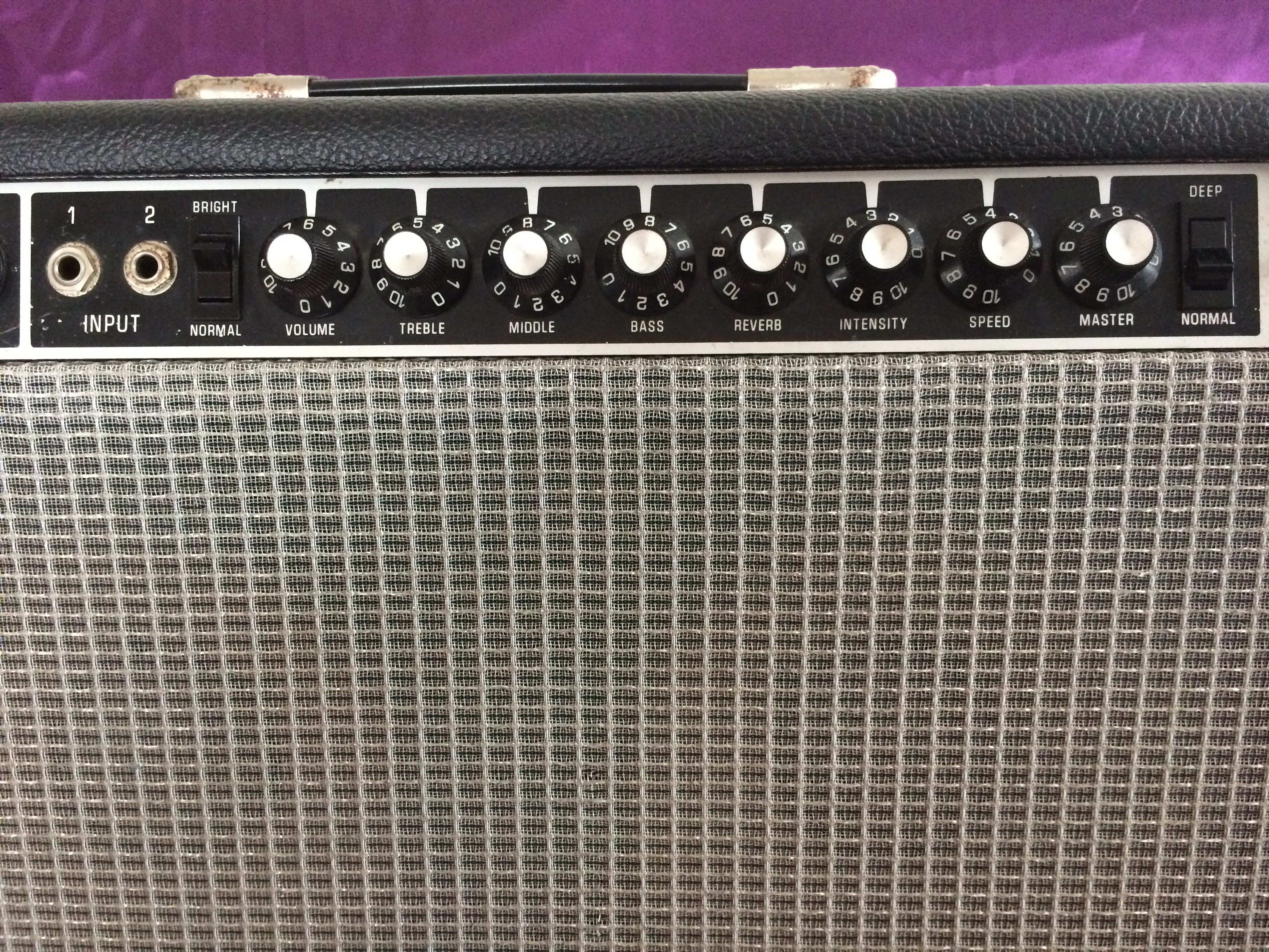 1970s Music Man 210 'Sixty Five'