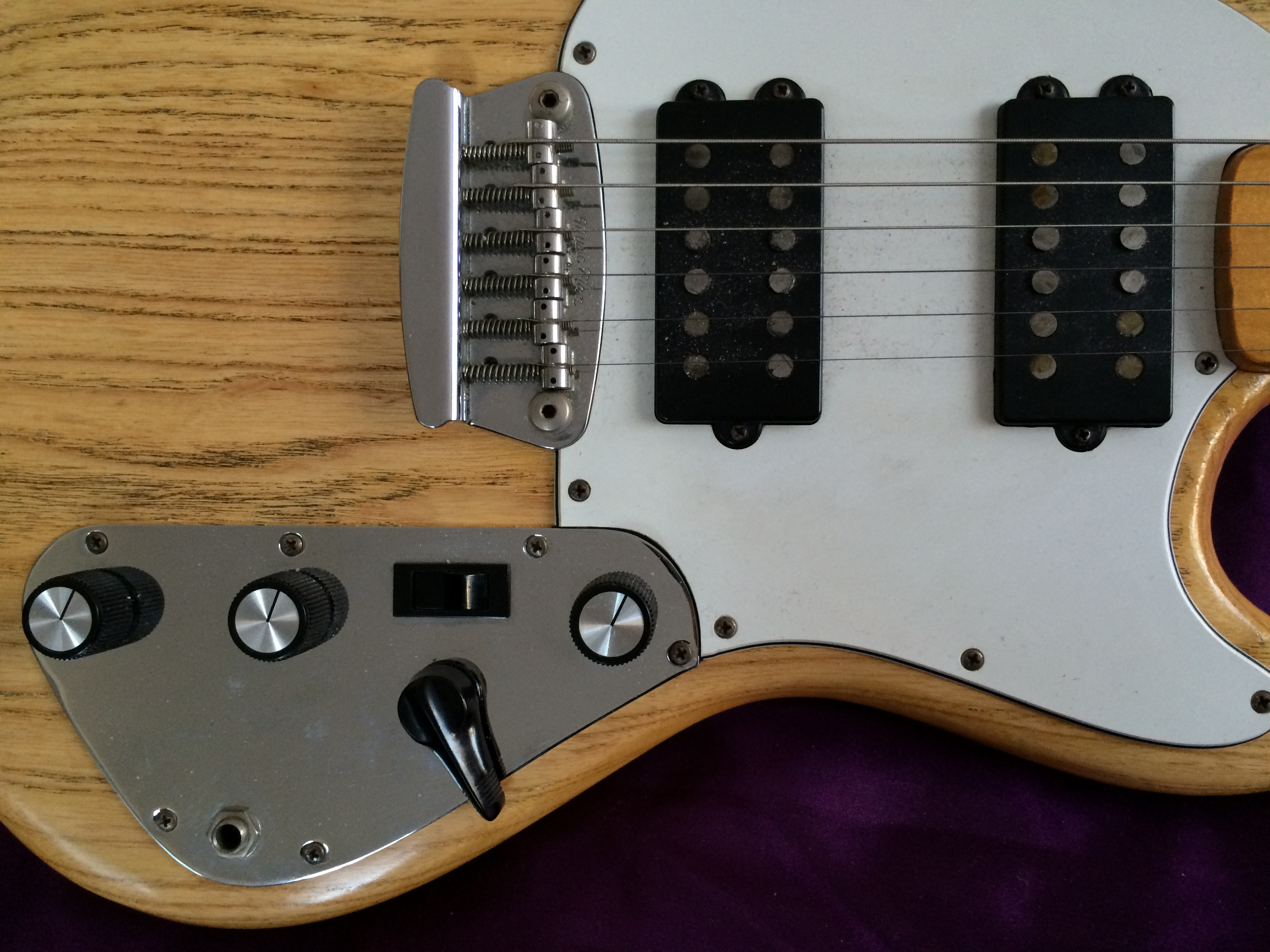 1976 Music Man Stingray I