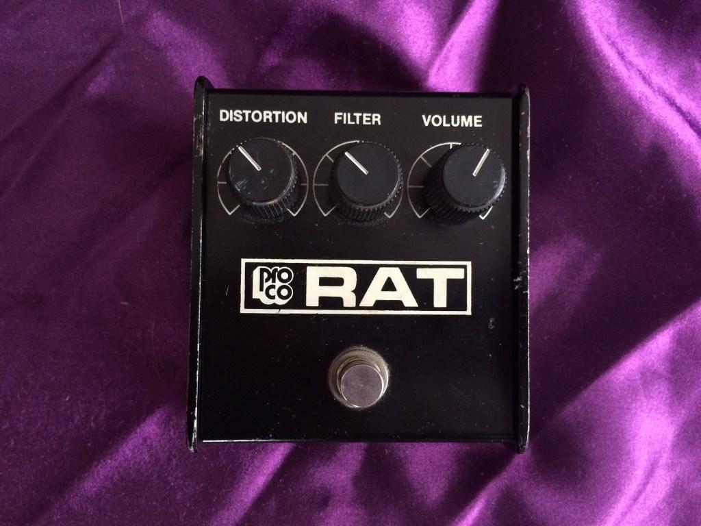 1988 Pro Co RAT