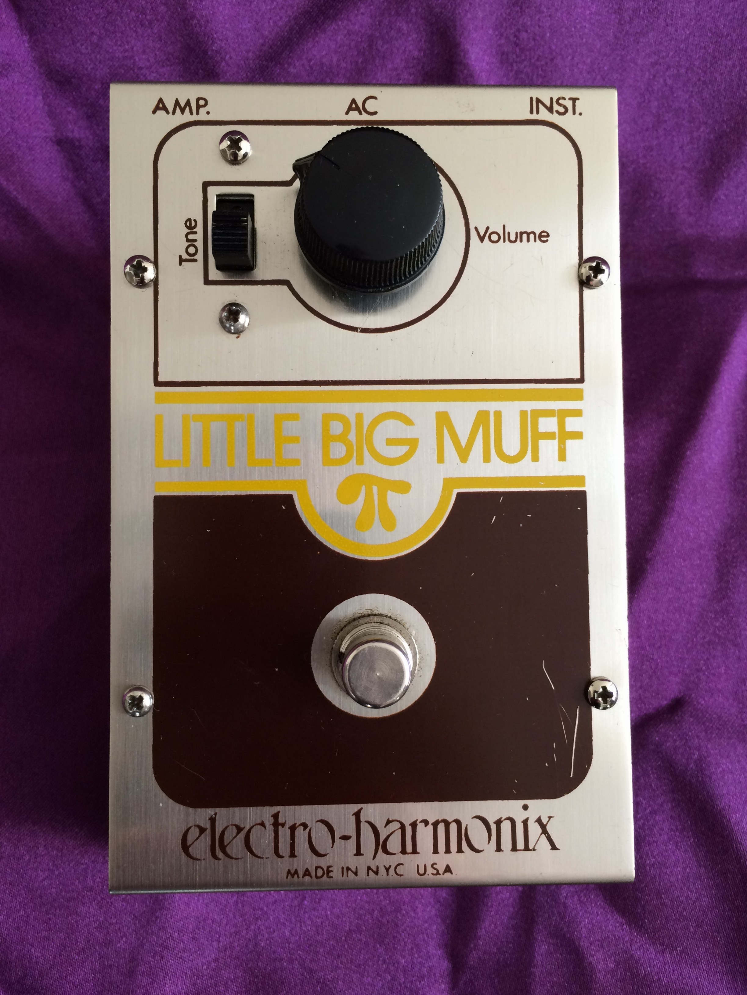 1978 Electro-Harmonix Little Big Muff Pi