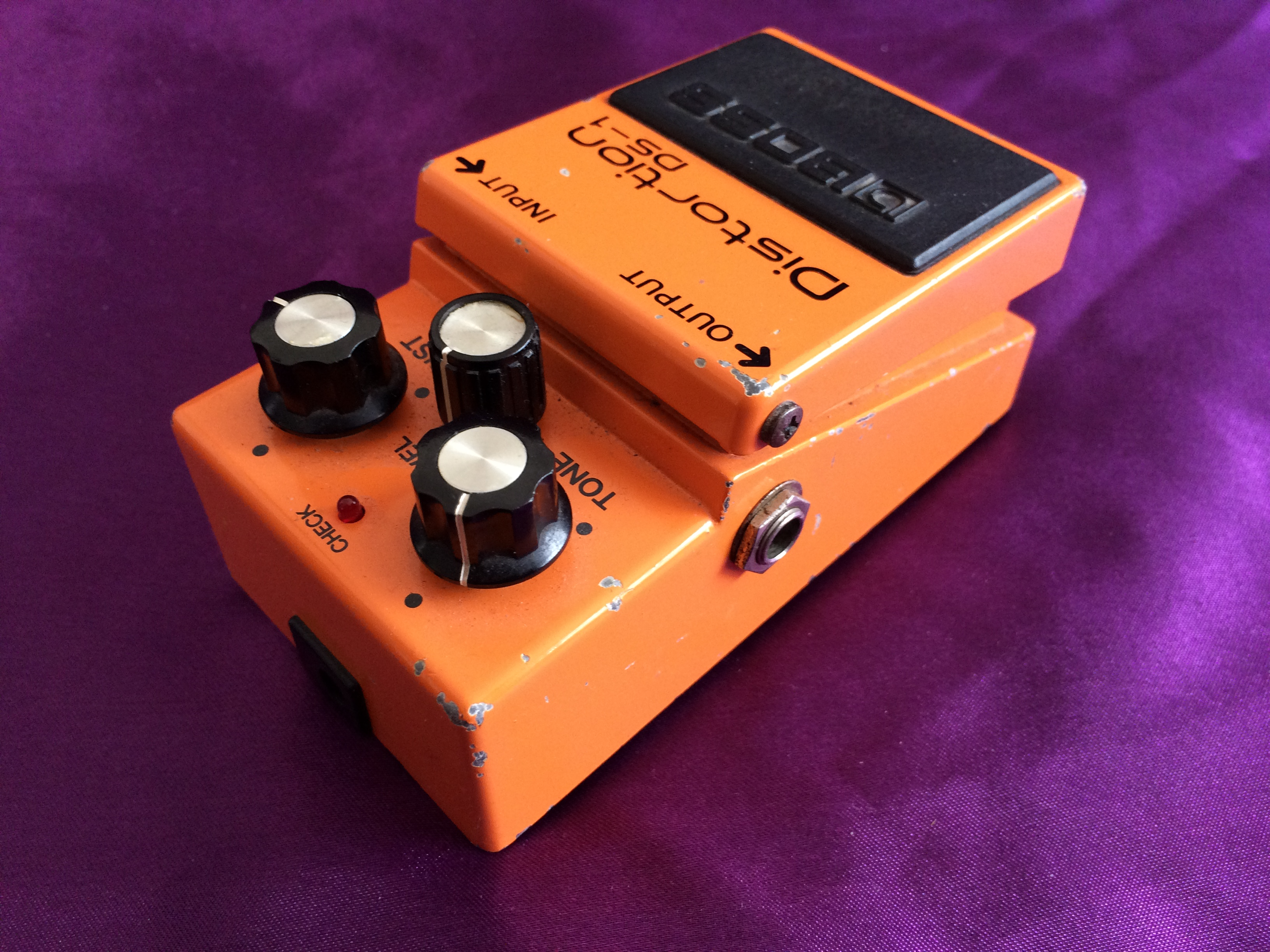 1981 BOSS DS-1 Distortion