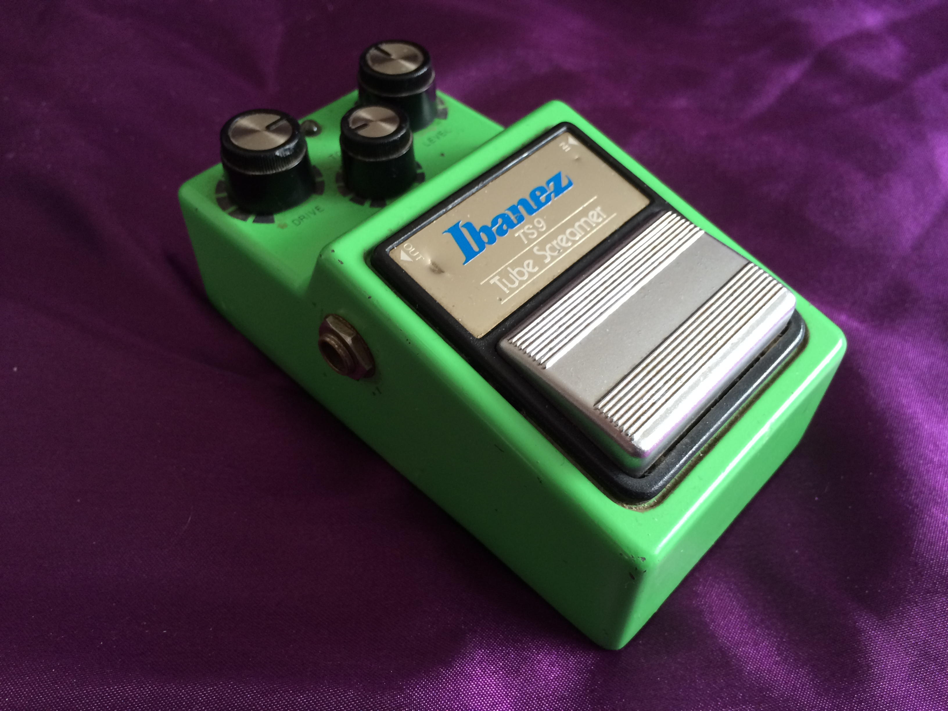 1981 Ibanez TS9 Tube Screamer