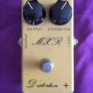 1975 MXR Distortion +