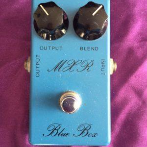1977 MXR Blue Box