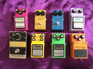 Vintage Effects x 8