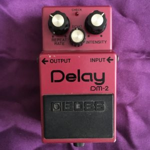 1983 BOSS DM-2 Delay