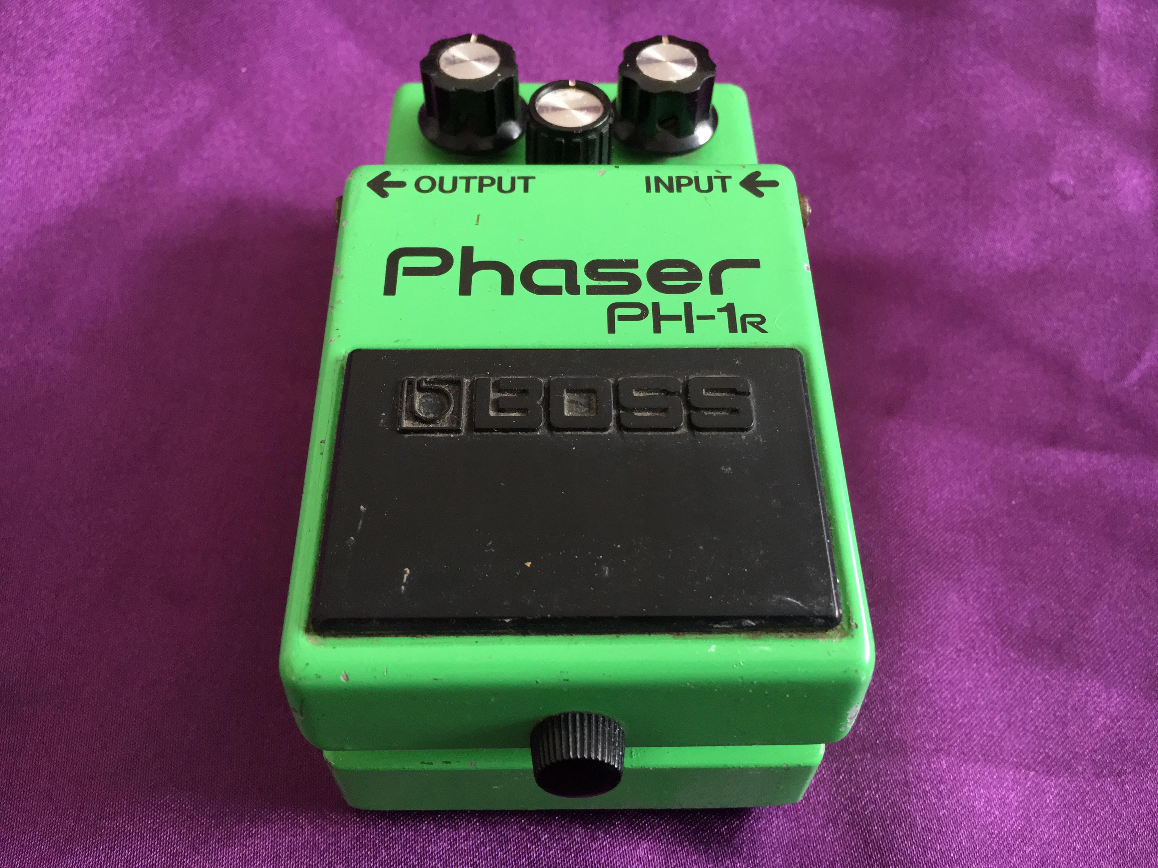 1981 BOSS PH-1r Phaser