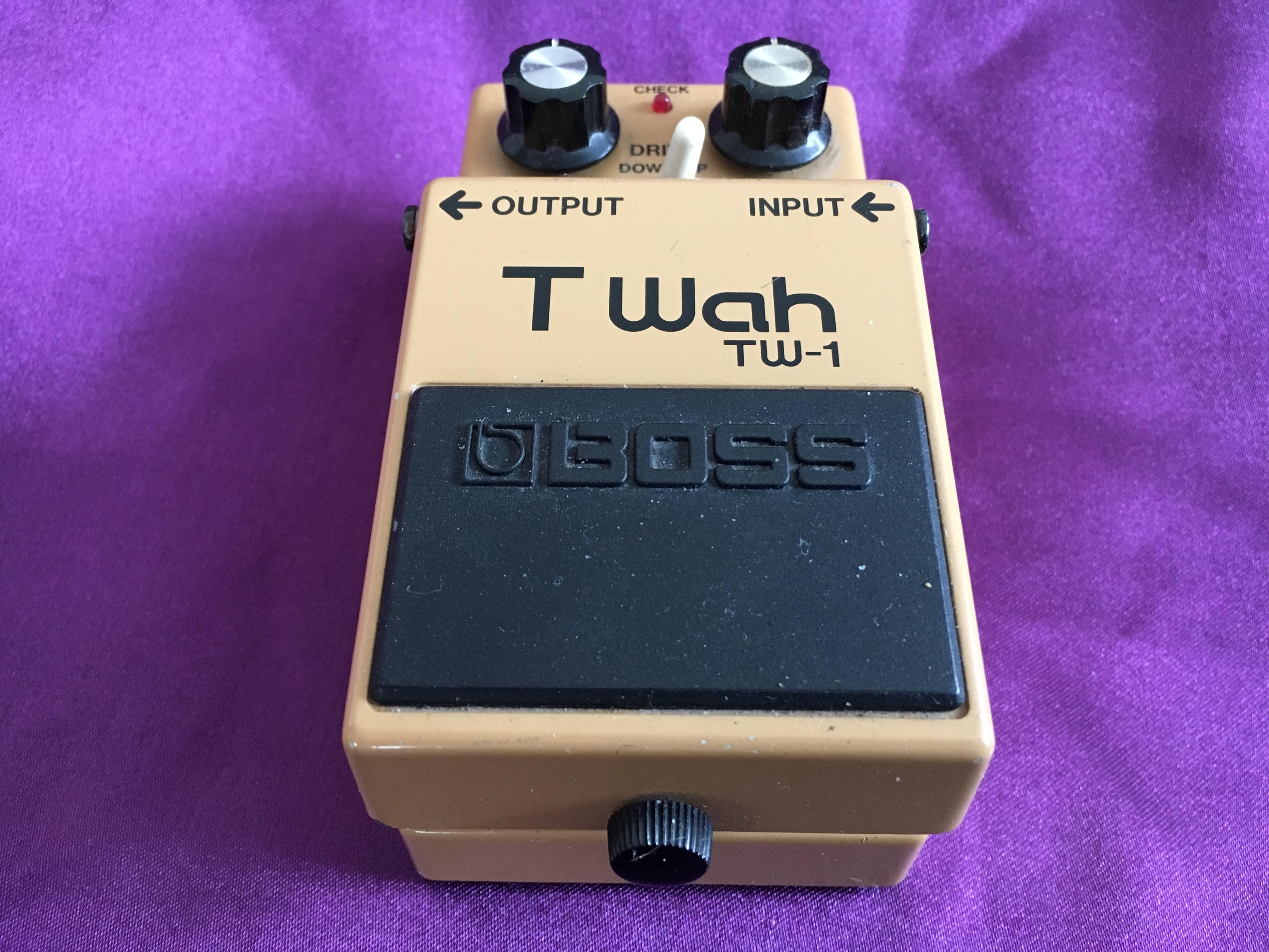 1985 BOSS TW-1 T Wah