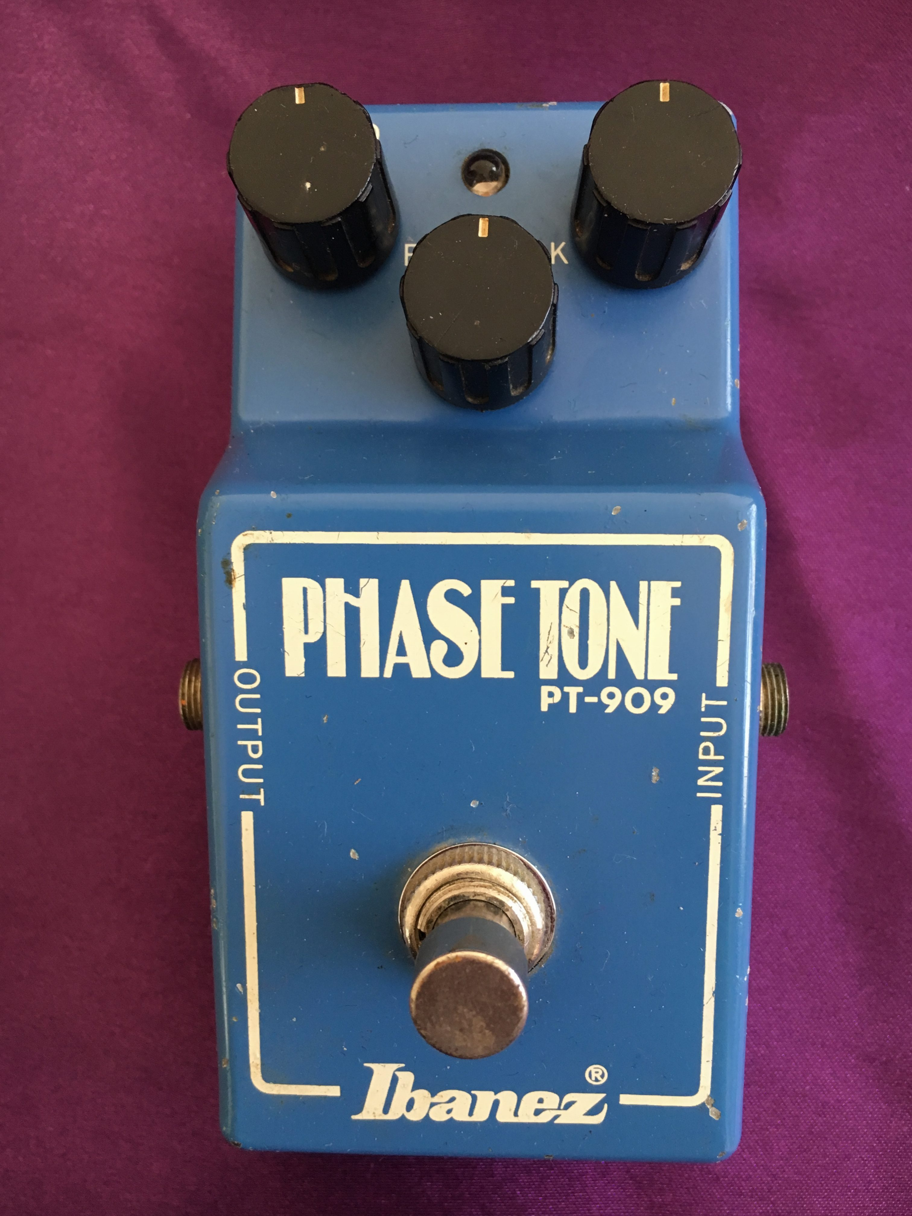 1978 Ibanez PT-909 Phase Tone