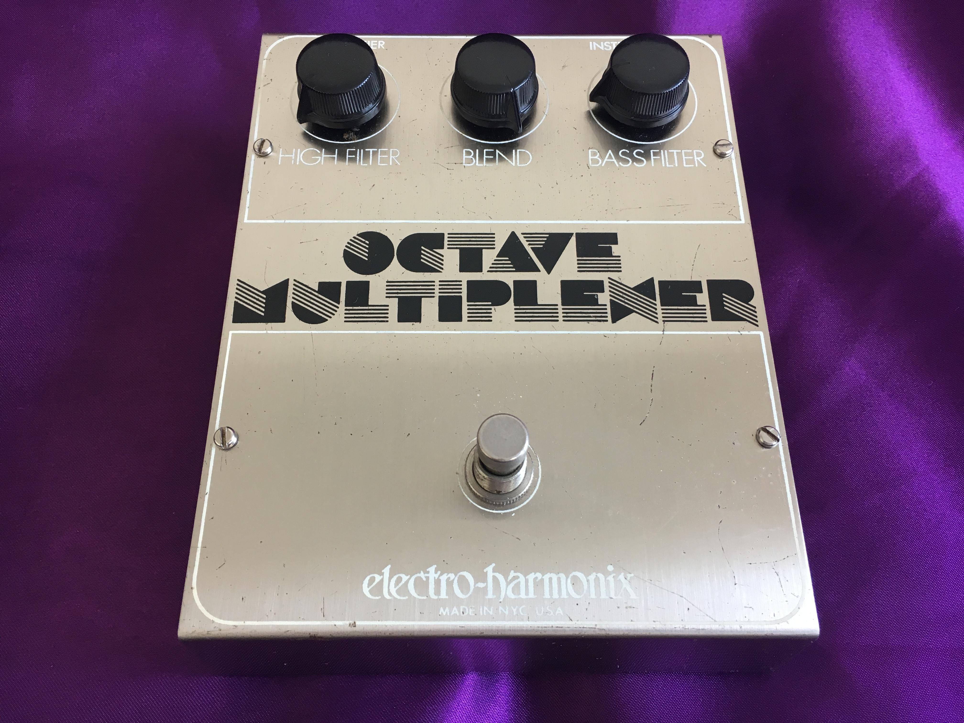 1976 Electro-Harmonix Octave Multiplexer