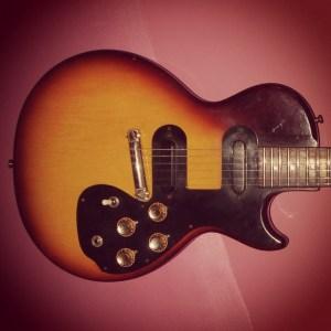 1961 Gibson Melody Maker D