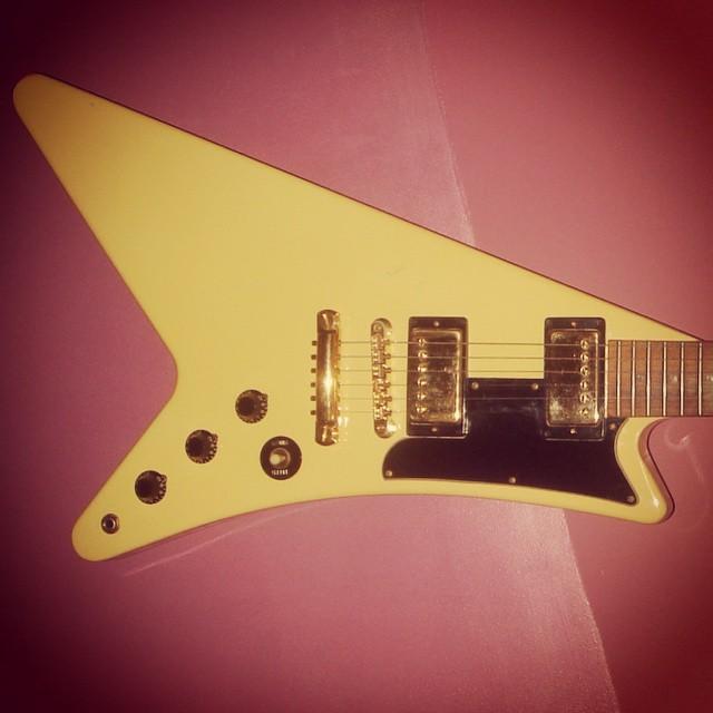 1982 Gibson Korina Heritage