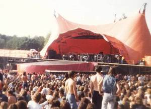 Knebworth Fair 1976