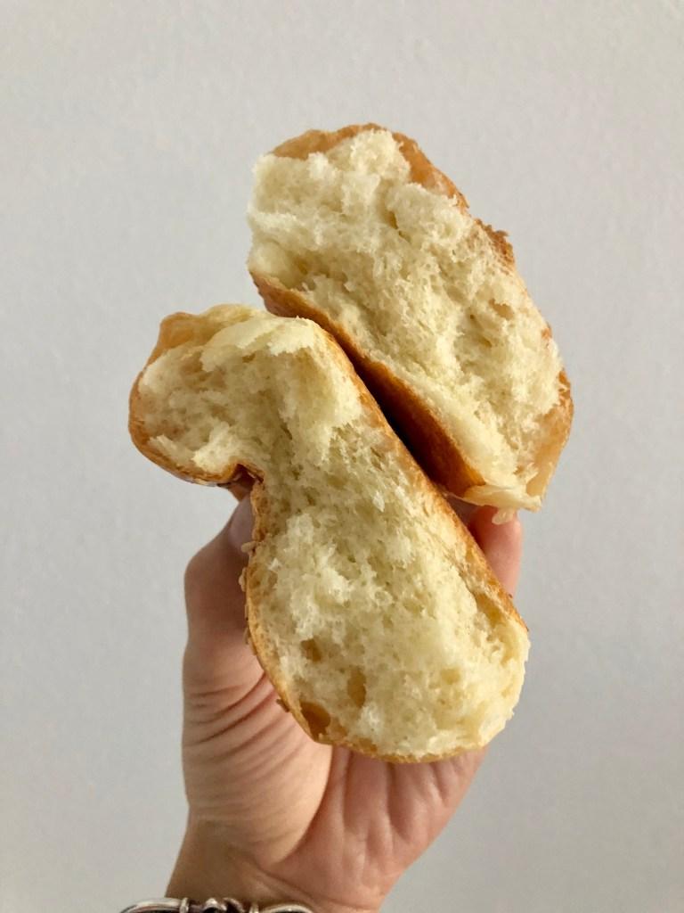 Asian bread rolls
