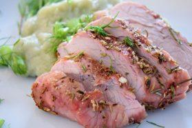 Fennel Rosemary Crusted Pork Tenderloin-002