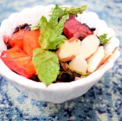 Forbidden Rice Mango Mojito-001