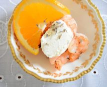 Grilled Shrimp with Cardamom Orange Lavender Cream-008