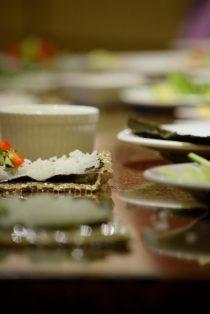 Kid's Sushi Class 7.25.15-046
