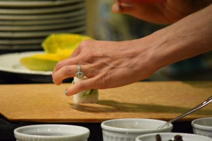 Kid's Sushi Class 7.25.15-061