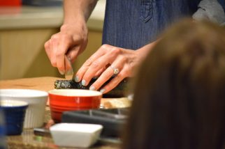 Kid's Sushi Class 7.25.15-063