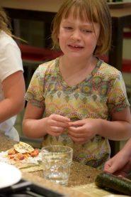 Kid's Sushi Class 7.25.15-099