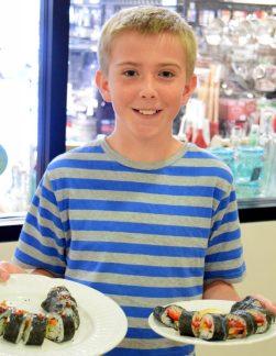 Kid's Sushi Class 7.25.15-144