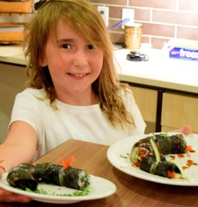 Kid's Sushi Class 7.25.15-146
