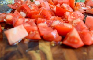 Balsamic Basil Garden Tomatoes-004