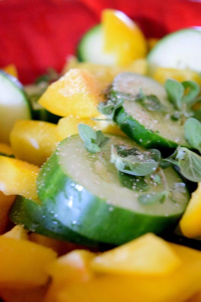 Sweet Cucumber Salad-002